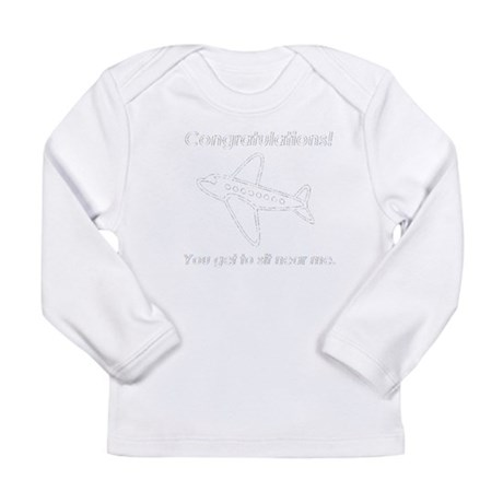 airplane2 Long Sleeve T-Shirt