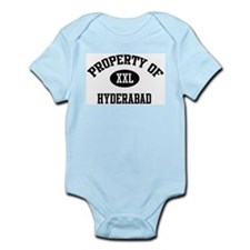 Property of Hyderabad Infant Creeper