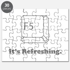 F5 It's Refreshing Puzzle