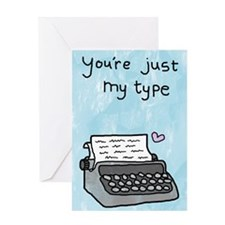 You're Just My Type - Happy Valentines Day