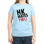 Hong Kong Hates You Women's Light T-Shirt