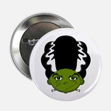"Bride of Frankenstein 2.25"" Button"