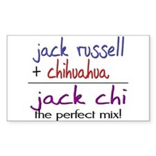 Jack Chi PERFECT MIX Decal