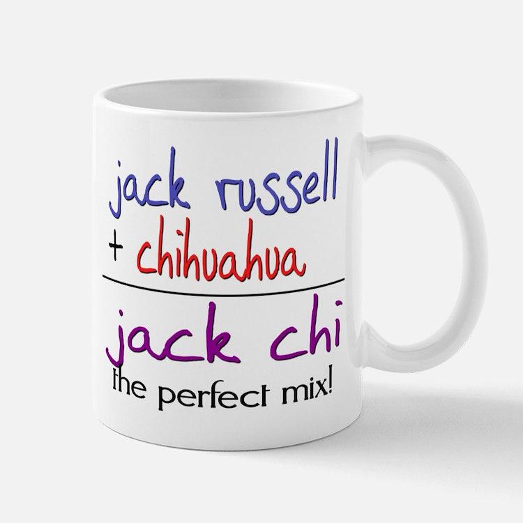 Jack Chi PERFECT MIX Mug