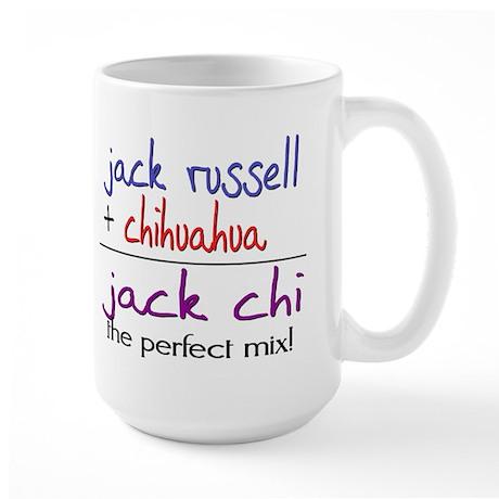 Jack Chi PERFECT MIX Large Mug