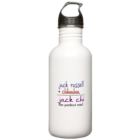 Jack Chi PERFECT MIX Stainless Water Bottle 1.0L