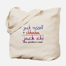 Jack Chi PERFECT MIX Tote Bag