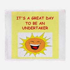 great day designs Throw Blanket