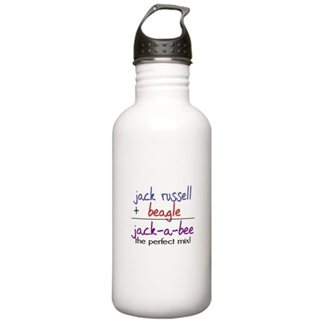 Jack-A-Bee PERFECT MIX Stainless Water Bottle 1.0L