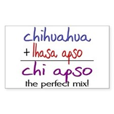 Chi Apso PERFECT MIX Decal