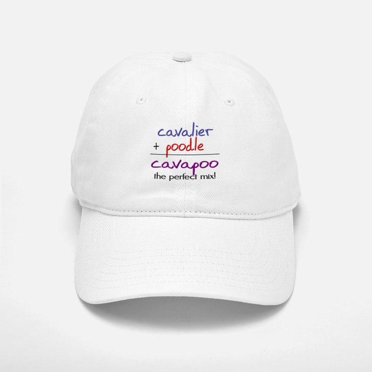 Cavapoo PERFECT MIX Baseball Baseball Cap