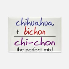 Chi-Chon PERFECT MIX Rectangle Magnet
