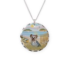 RowBoat-Yorkie #13 Necklace