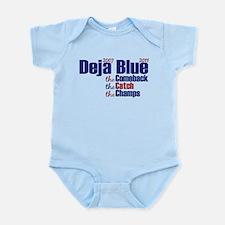 Deja Blue Giants Infant Bodysuit