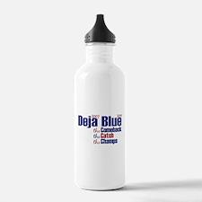 Deja Blue Giants Water Bottle