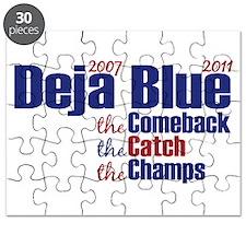 Deja Blue Giants Puzzle