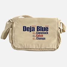 Deja Blue Giants Messenger Bag