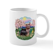 Blossoms/Yorkie #20 Mug