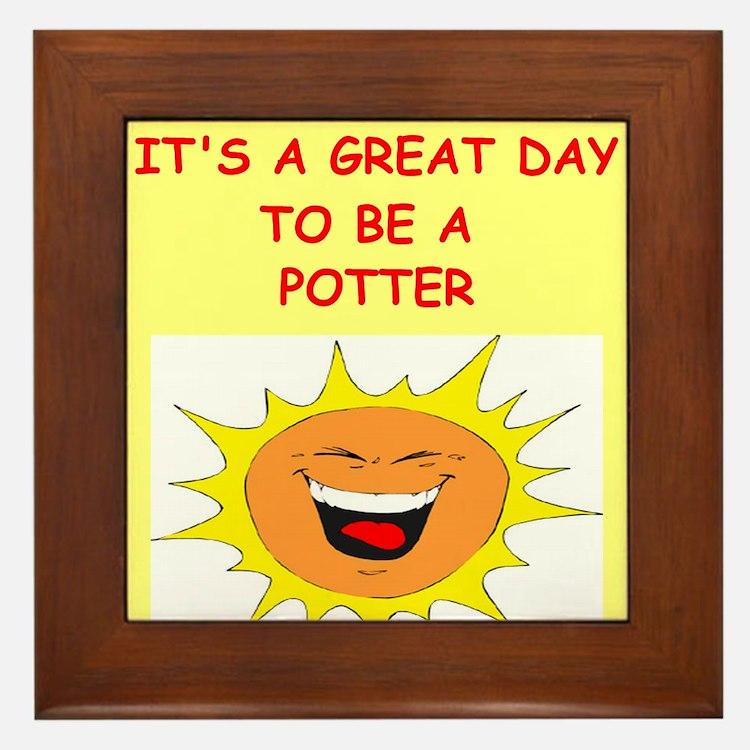 great day designs Framed Tile
