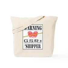 GSR SHIPPER Tote Bag