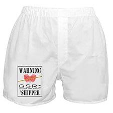 GSR SHIPPER Boxer Shorts