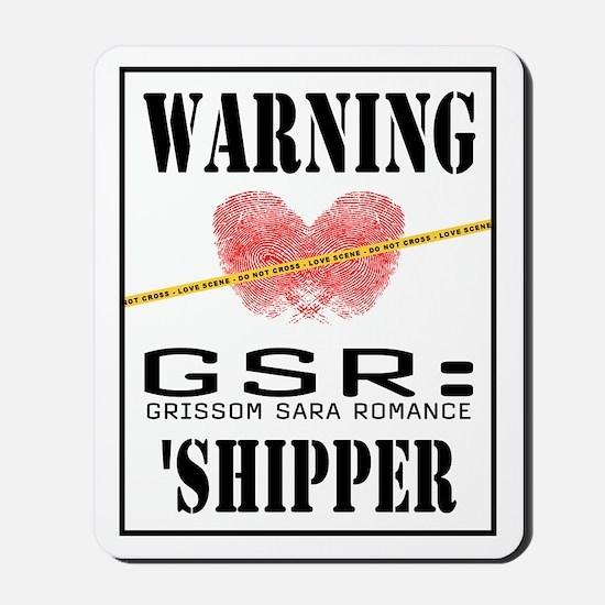 GSR SHIPPER Mousepad