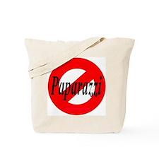 No Paparazzi 1st Edition Tote Bag
