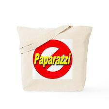No Paparazzi 2nd Edition Tote Bag