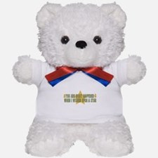 Search For You Teddy Bear