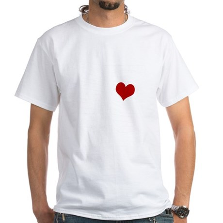 valentine-skeleton1-dark T-Shirt