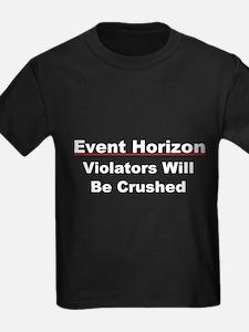 Event Horizon: Crushed T