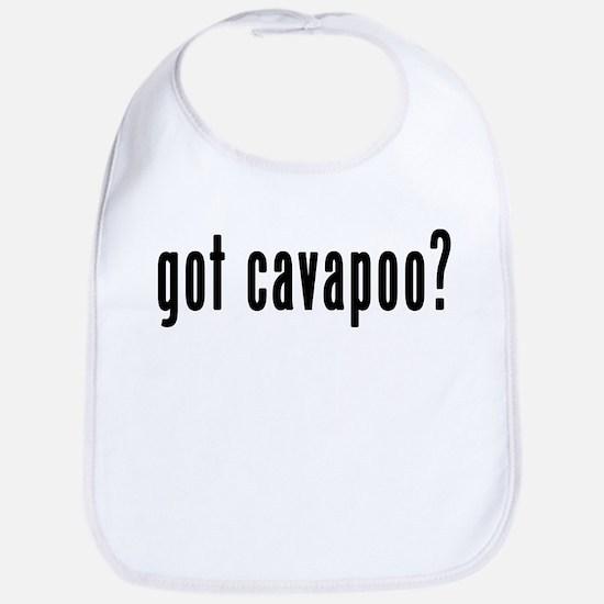 GOT CAVAPOO Bib