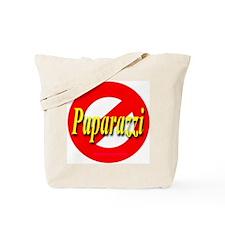 No Paparazzi 3rd Edition Tote Bag