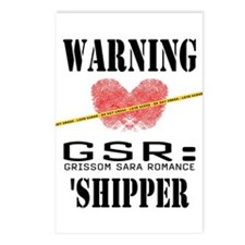 GSR SHIPPER Postcards (Package of 8)