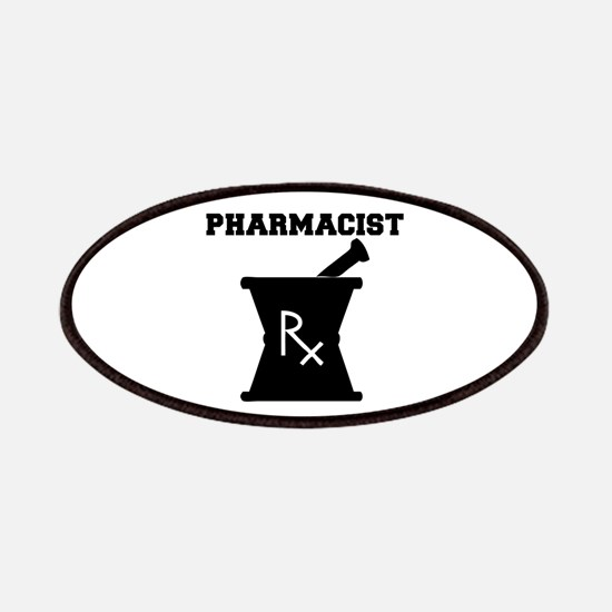Pharmacist Rx Patches