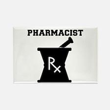 Pharmacist Rx Rectangle Magnet
