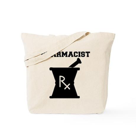 Pharmacist Rx Tote Bag