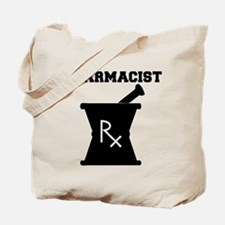 Pharmacist Rx Tote Bag