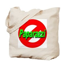 No Paparazzi 4th Edition Tote Bag