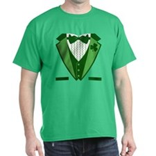Funny Irish Tuxedo T-Shirt
