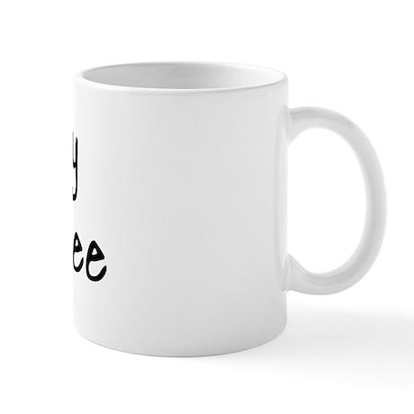 I LOVE MY Jack-A-Bee Mug