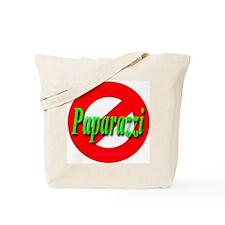 No Paparazzi Edition #5 Tote Bag