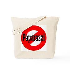 No Paparazzi Edition #6 Tote Bag