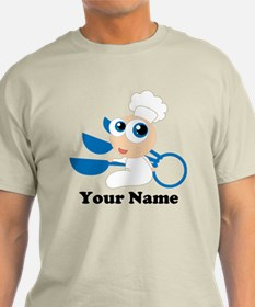 Personalized Baby Chef T-Shirt