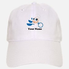 Personalized Baby Chef Baseball Baseball Cap