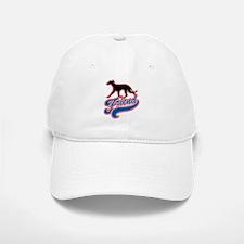 Whippet Baseball Baseball Cap