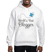 Blogger (World's Best) Gift Jumper Hoody