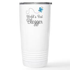 Blogger (World's Best) Gift Travel Mug