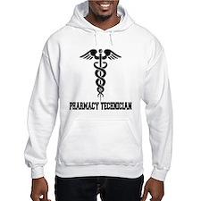 Pharmacy Tech Caduceus Hoodie