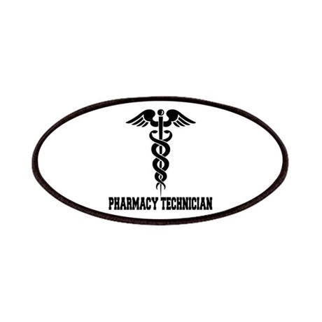 Pharmacy Tech Caduceus Patches by schedule2